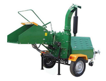 Cellulare Diesel Hydraulic Chipper